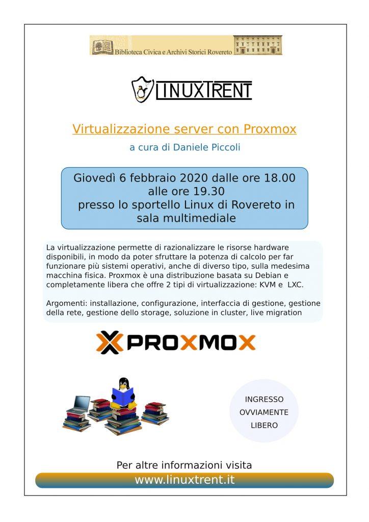 Locandina_virtualizzazione_Proxmox